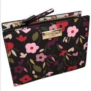 Kate Spade Laurel Way Floral Boho Wallet BRAND NEW